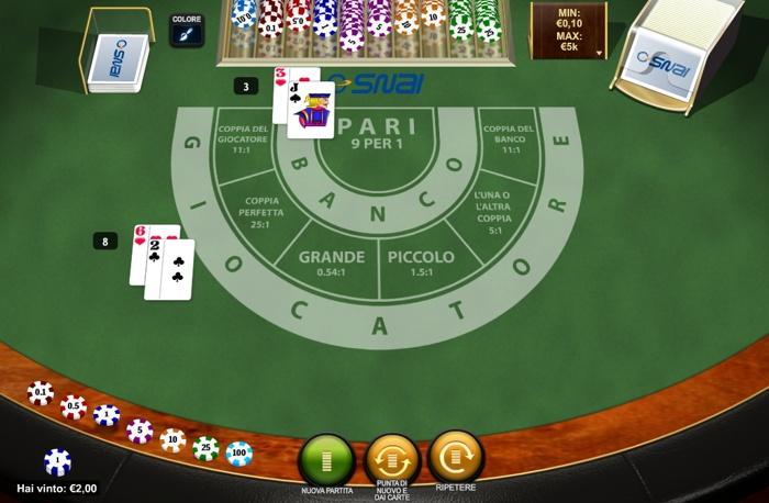 Come si gioca al casino