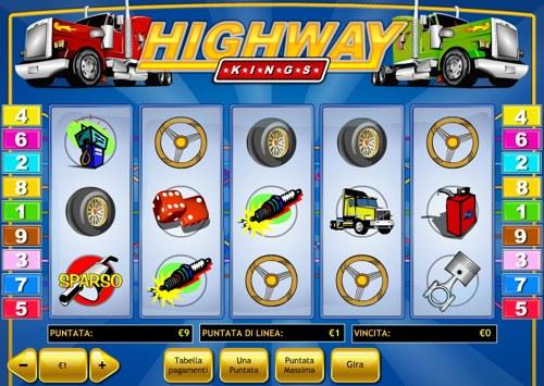 Casino demo games