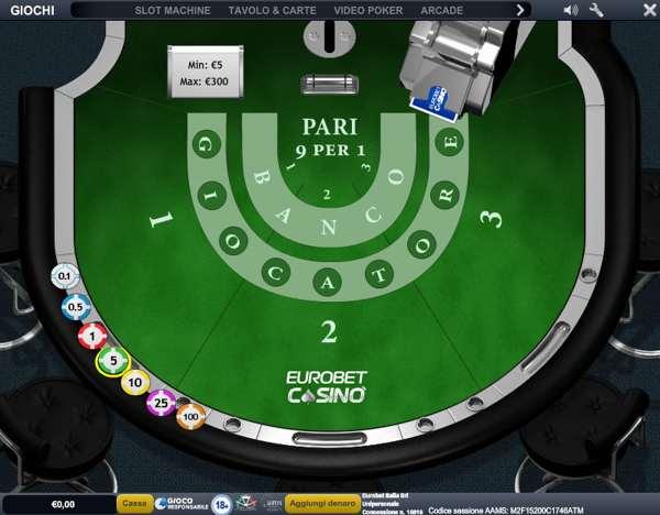 Eurobet casino make a living online casino