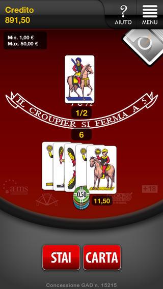 Casino.com Italia | 7 e mezzo