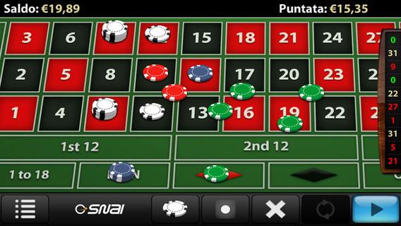 888 casino app roulette