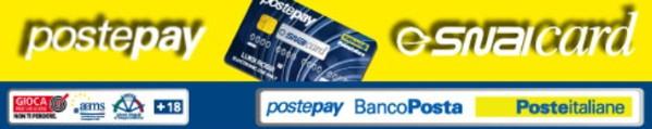 Paga con Postepay su Casino.com Italia