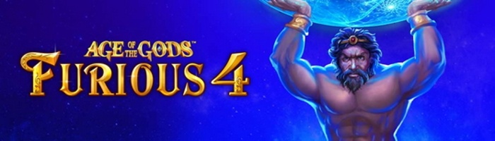 age of gods furious four slot