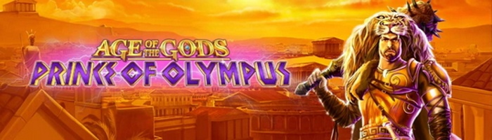 age of gods prince of olympus slot