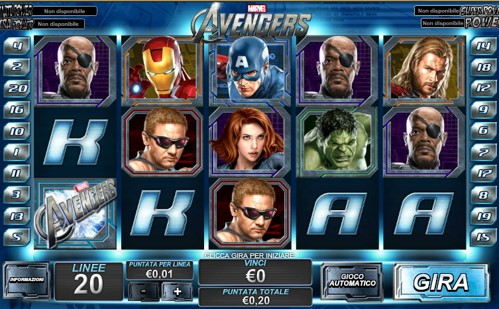 Slot machine gratis hulk