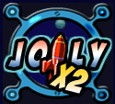 Simbolo Jolly x2 di Avventure in Orbita
