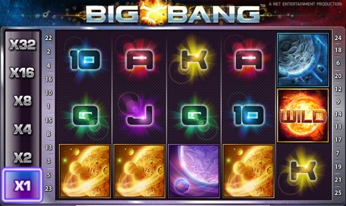 La Slot Machine Big Bang