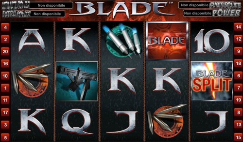 La Slot Machine Blade