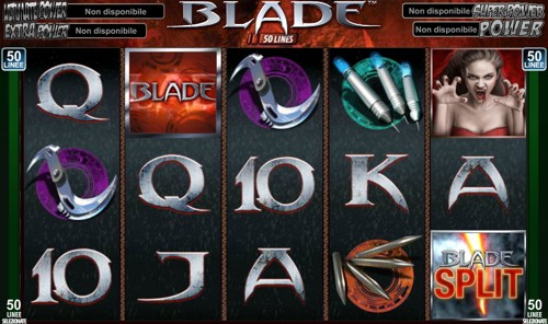 La Slot Machine Blade 50 linee