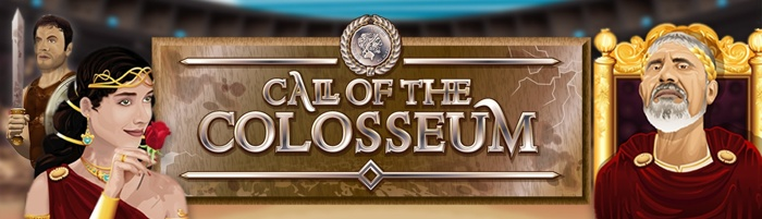 call of the colosseum slot