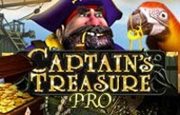 captains treasure pro logo