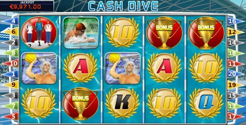La Slot Machine Cash Dive