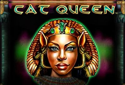 logo cat queen slot