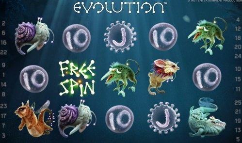 Una nuova Slot Machine: Evolution