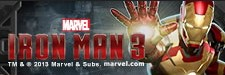 Slot Iron man 3