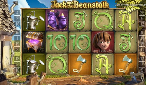 La Slot Machine Jack and the Beanstalk