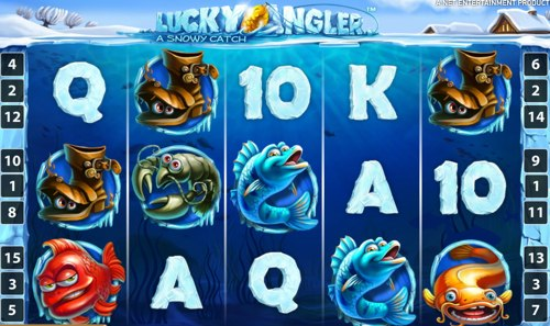 La Slot Machine Lucky Angler