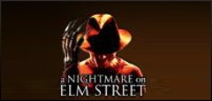 Logo della Slot Nightmare on Elm Street
