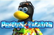 penguin vacation logo
