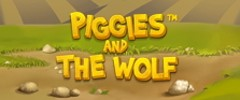 Logo della Slot Piggies and the Wolf