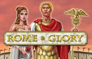 rome and glory logo