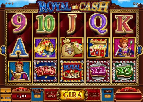 video slot machine gratis