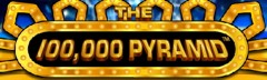 the 100000 pyramid logo