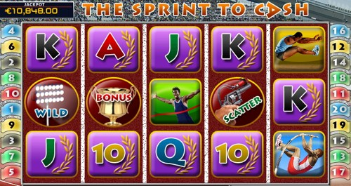 La Slot Machine The Sprint to Cash