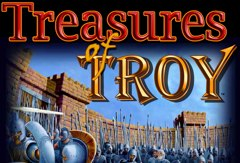 treasures of troy logo