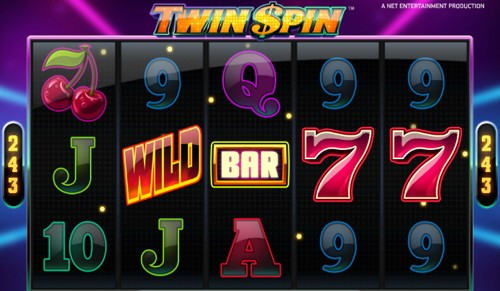 La Slot Machine Twin Spin
