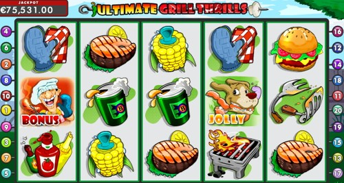 La Slot Machine Ultimate Grill Thrills