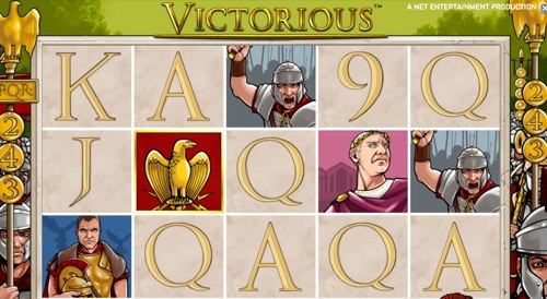 La Slot Machine online Victorious