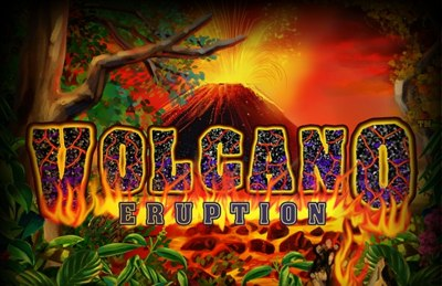 logo volcano eruption slot