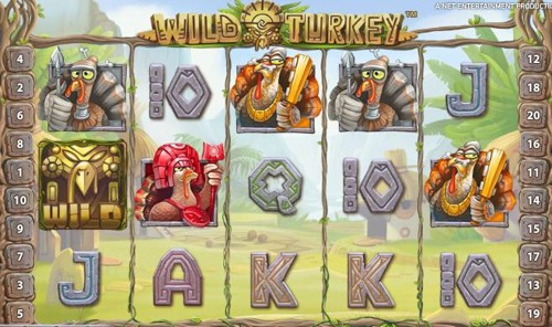 Slot wild turkey