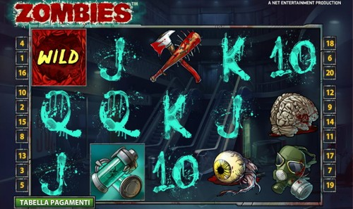 La Slot Machine Zombies
