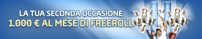 freeroll smile gioco digitale