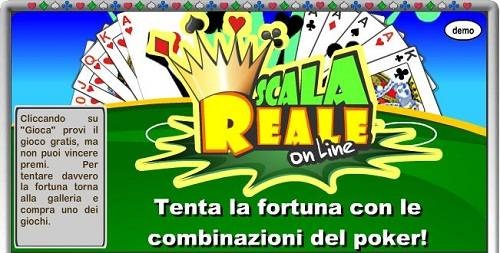 scala reale online