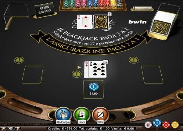Bwin Blackjack