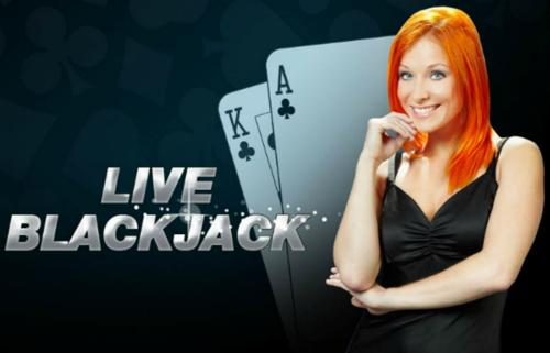 Live Blackjack con dealer dal vivo