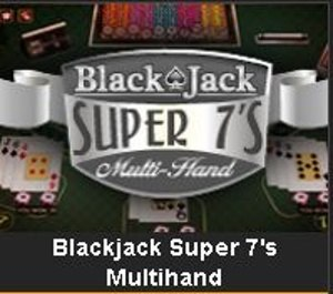 blackjack super 7s multihand top