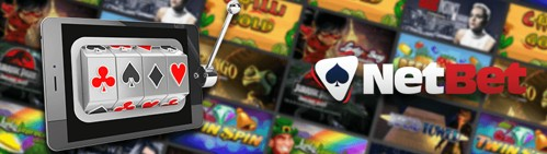 Slot Mobile di NetBet Casino