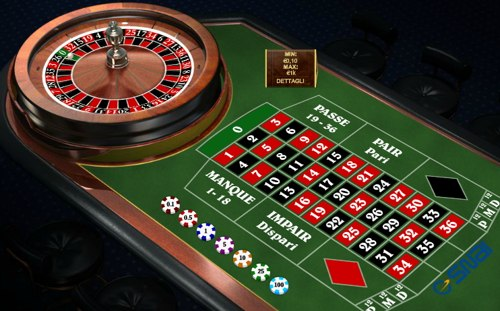 Demo roulette francese youtube vice news russian roulette